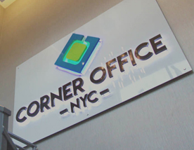 Corner Office NYC