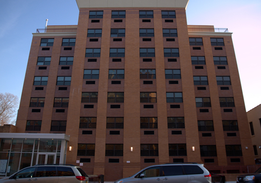 Seven-Story, 46-Unit Affordable Building Wraps Up At 382 Lefferts Avenue, PLG